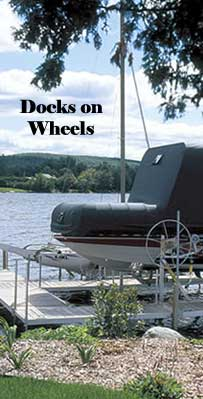 Docks on Wheels